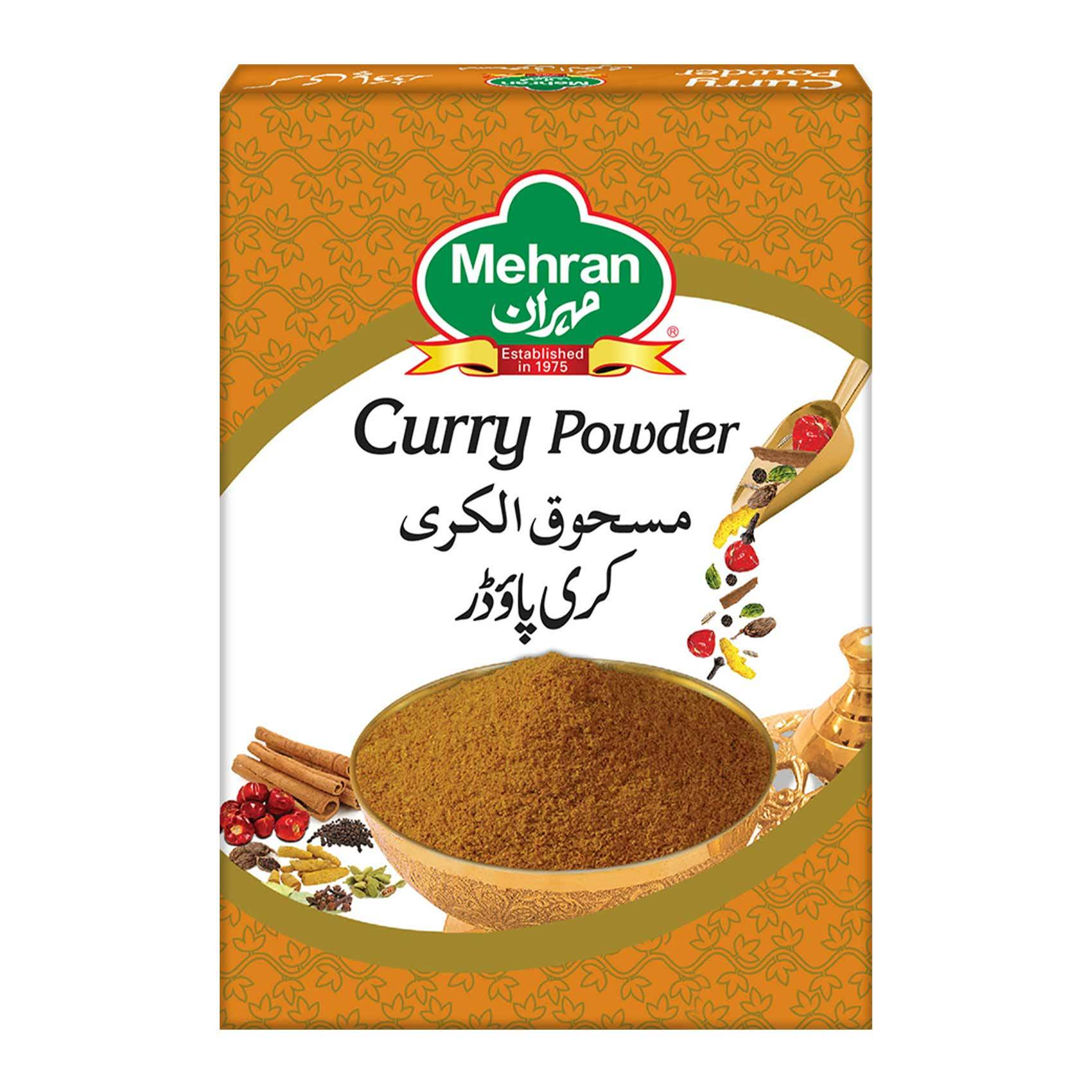 Buy Mehran Curry Powder 400 G Online Shop Food Cupboard On Carrefour Saudi Arabia