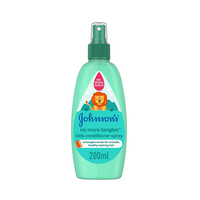 Johnson's Kids No More Tangles Conditioner Spray 200ML
