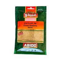 Abido Chicken Shawarma Spices 90GR