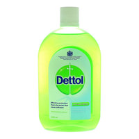 Dettol Anti-Bacterial Personal Care Antiseptic 500ml
