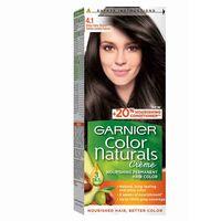 Garnier Color Naturals 4.1 Deep Ashy Brown