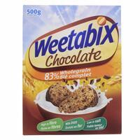 Weetabix Chocolate Cereal 500g