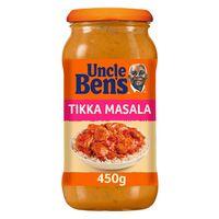 Uncle Ben's Tikka Masala Sauce 450g