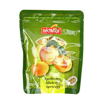 Nectaflor Soft Fruits Pitted Apricots 200g
