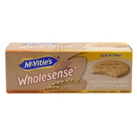 McVities Wholesense Biscuit 400g