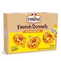 St. Michel French Doonuts Chocolate Chip Cakes 180g