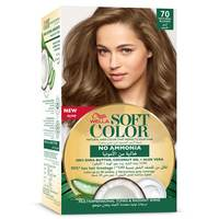 Wella soft color hair color kit 70 natural blonde