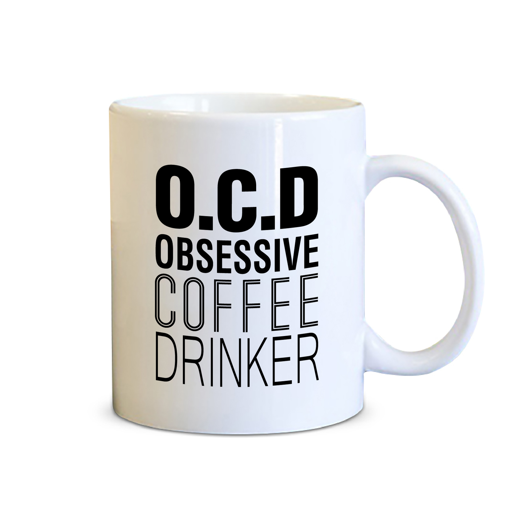 Buy Spoil Your Wall Coffee Mugs Funny Coffee Quotes Online Shop Home Garden On Carrefour Uae