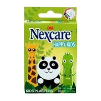 Nexcare Happy Kids Assorted 20 Plasters