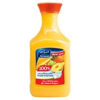 Almarai Juice No Added Sugar Pineapple Orange & Grape 1.5L