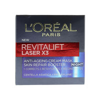 L'Oreal Paris Revitalift Laser X3 Anti-Ageing Cream Mask 50ml