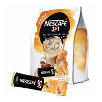 Nescafe 3in1 ice instant coffee salted caramel 21 g × 20