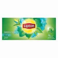 Lipton Mint Green Tea 1.5g x Pack of 25
