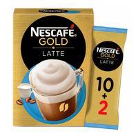 Nescafe gold latte 19.5g X 10+2