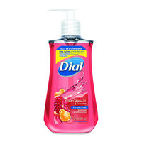 Dial hand wash with moisturizes pomegranate & tangerine 221 ml