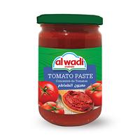 Al Wadi Al Akhdar Tomato Paste Jar 300GR
