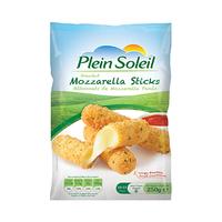 Plein Soleil Breaded Mozarella Sticks 250GR