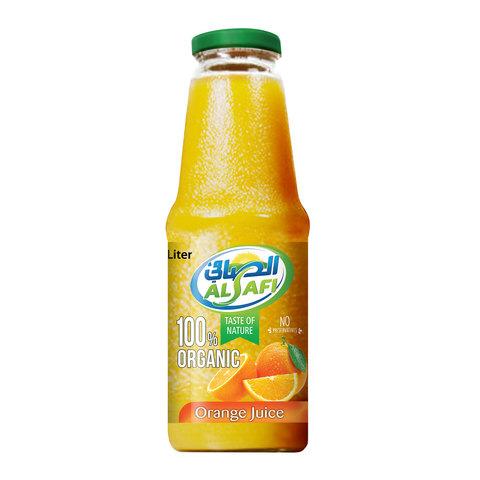 عصير الصافي برتقال