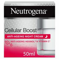 Neutrogena Face Cream, Cellular Boost Anti-Ageing Night Cream  50ml
