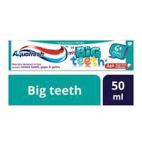Aquafresh toothpaste big teeth 6+ years 50 ml