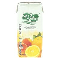 Al Rabie Orange and Peach Premium Drink 330ml