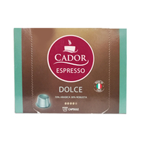Cador Coffee Dolce 12 Capsules
