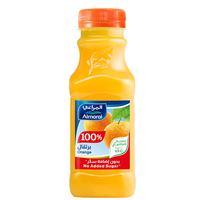 Almarai Premium Orange Juice No added Sugar 300ml