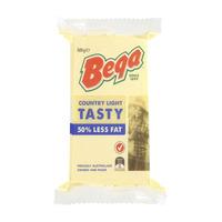 Bega Country Light Tasty Cheese 500g