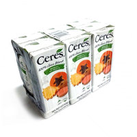 Ceres x Pack of 6 Medley of Fruits Juice Blend 200ml x Pack of 6