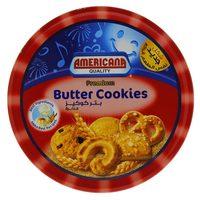Americana Premium Butter Cookies Red 454g
