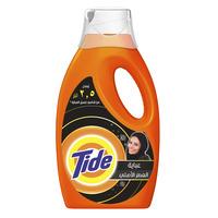 Tide abaya automatic Liquid detergent original scent 1.85 L