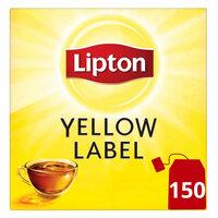 Lipton Mint Flavoured Black Tea 2.3g x Pack of 100