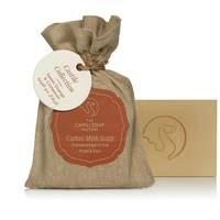 The Camel Soap Factory Milk Soap  Sweet Orange & Cinnamon 95g