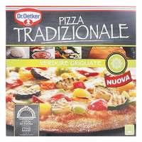 Dr Oetker Traditional Vegetable Pizza 395g