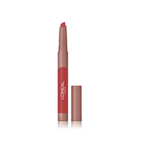 L'Oreal Paris Infaillible Matte Lip Crayon Hot Apricot No 108