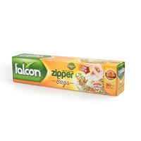 Falcon Zipper Freezer Bags 30 Pieces