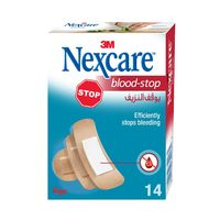 Nexcare Blood Stop Assorted Bandage 14's