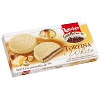 Loacker Gran Pasticceria Tortina White Cookies 125g