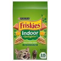 Purina Friskies Indoor Delights Cat Food 1.42kg