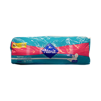 Nana Ladies Pads Extra Thick Super Towels 10 Pads