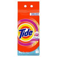 Tide Laundry Detergent Powder Top Load with the Essence of Freshness Downy 6kg