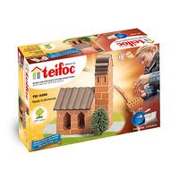 Teifoc Brick Construction Church