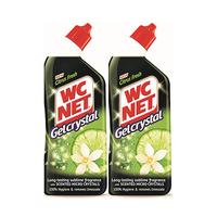 WC Net Crystal Gel Citrus 750ML X2 -35% Off