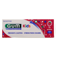 Sunstar G.U.M Kids Toothpaste for 2-6 years 50ml