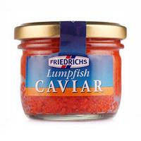 Friedrichs Lumpfish Caviar Red 100GR