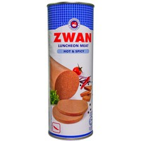 Zwan Hot and Spicy Luncheon Meat 850g