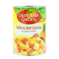 California Garden Canned Tropical Fruit Cocktail In Light Syrup 565g
