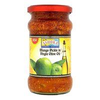 Ashoka Mango Pickle in Virgin Olive Oil 300g