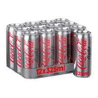 Coca cola light can 12 x 325 ml