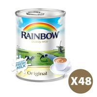 Rainbow Evaporated Milk 410gx48